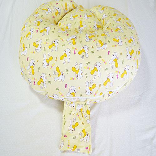 أصفر مع غطاء